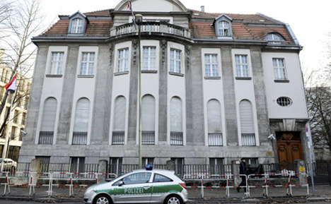 Germany expels four Syrian embassy staff