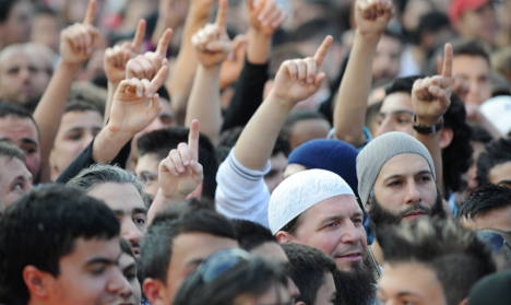 Authorities plan exit scheme for Salafists