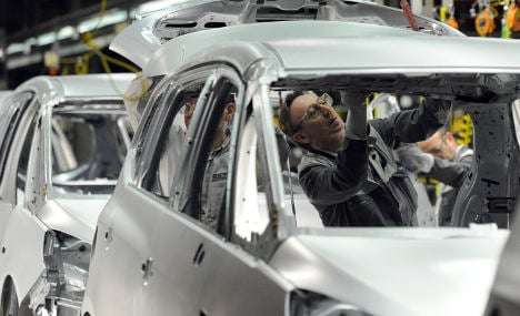 Bochum Opel plant set to close after 2016