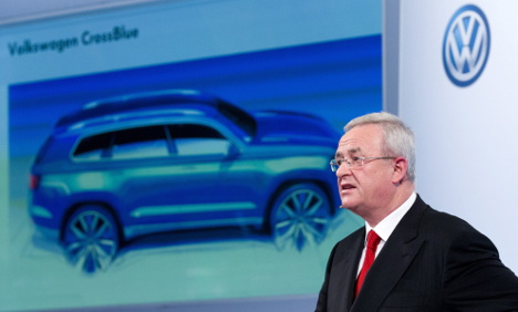 VW's record sales cannot overtake Toyota