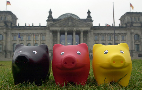 Bavaria and Hesse want to pay other states less