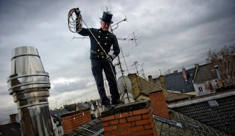 Germany dusts off chimney sweeping job