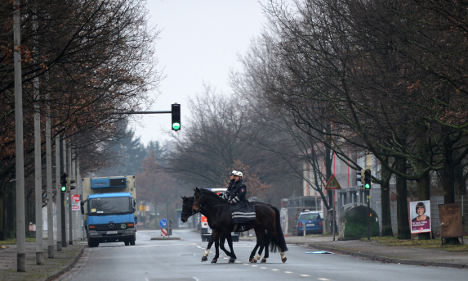 25,000 evacuated in Hannover bomb disposal