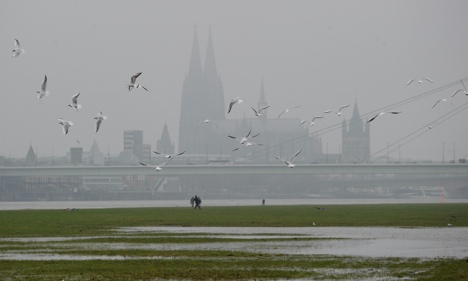 Germany to get 20C warmer in two days