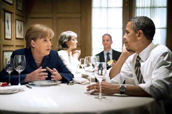 Expect to split the bill for dinner - a German woman will mean it when she offers to pay half, while a German man will accept even your most half-hearted suggestion to share. Cut the squabbling and go Dutch. Photo: DPA
