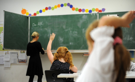 Shrinking school pays €500 for new pupils