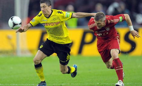 Dortmund out to shatter Bayern's 'perfect' season