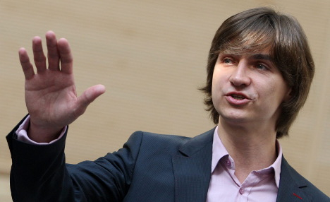 Injured Bolshoi director to be treated in Germany