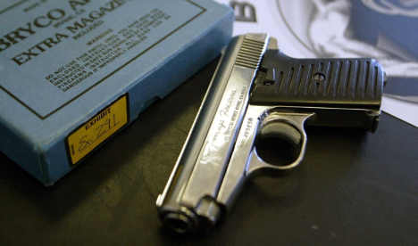Germans place fourth for gun ownership