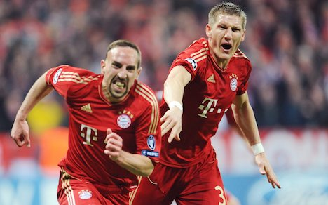 France's Ribery eager to face Bayern team-mates