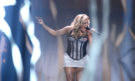 Germany picks Glorious song as Eurovision entry