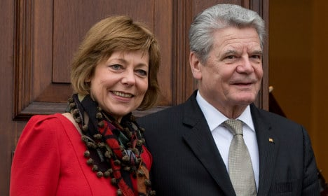 President and partner 'have no marriage plans'