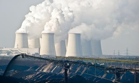 Greenhouse gases rise as Germany burns coal