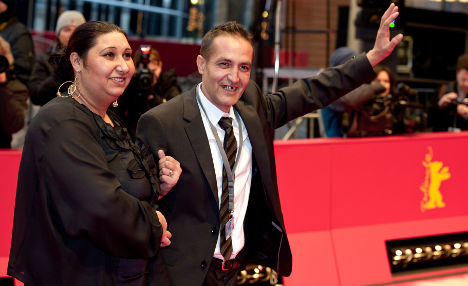Berlinale winner returns to poverty at home