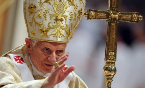 Germany's Pope Benedict to step down