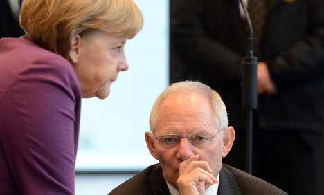 Merkel warns of limits to EU patience for Cyprus