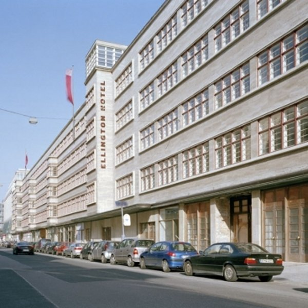 """Dschungel<br>Now: But after the Wall fell in 1989, the party was over. The rise of Berlin's techno music scene in the formerly communist eastern half of the city ensured Dschungel's demise in 1993. The space is now part of the Ellington Hotel offering """"casual elegance"""" to its guests.Photo: Ellington Hotel"""