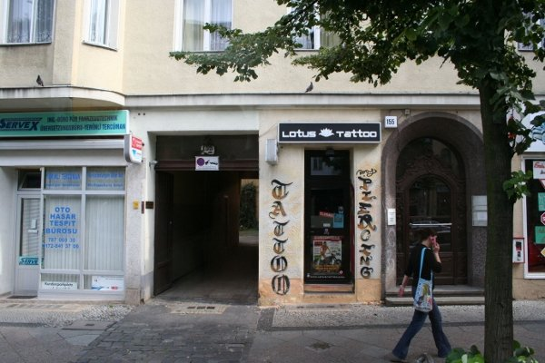 Hauptstrasse 155<br>Now: The still underwhelming building has become a pilgrimage site for Bowie fans desperate to see how The Thin White Duke lived during his Berlin sojourn.Photo: Wikipedia Commons