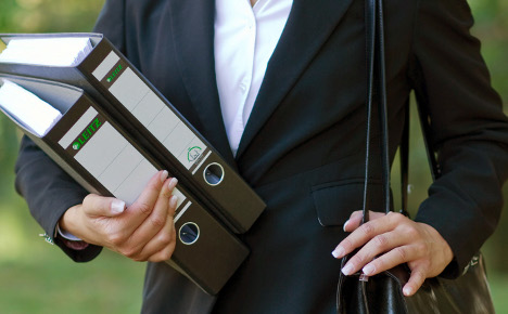4. Dress like an MP<br>German business attire is reserved and conservative, with both men and women typically donning dark suits and few, if any accessories. Men are advised to avoid flashy ties and women should keep make-up and jewellery simple and low-key.Photo: DPA