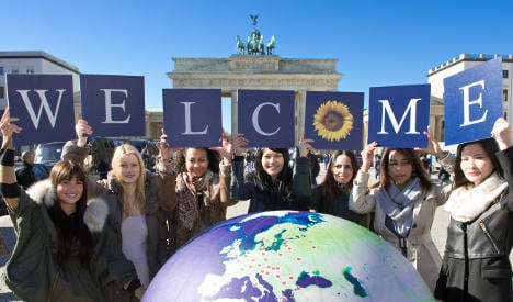 Germany ranks second in tourism survey