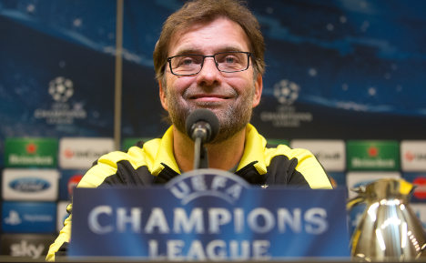Cool to be in quarters, says Dortmund's Klopp