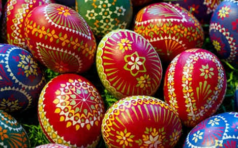 Egg-cellent idioms for Easter – it's no yolk