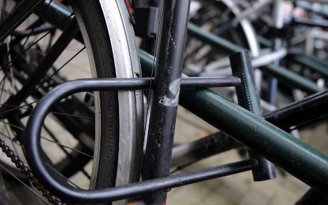 Most bike locks child's play for thieves
