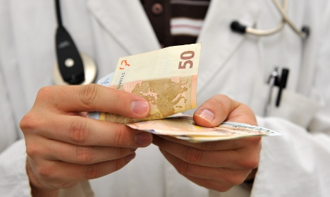 €880m shot in the arm for debt-ridden hospitals