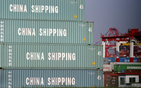 China's export prowess needs German imports