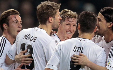 Germany scrapes win in World Cup qualifier