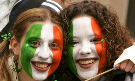 Germans to go green for St. Patrick's Day
