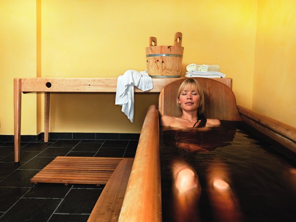 """Wellness<br>Jury's out as to when """"Wellness"""" became a noun in German, because it isn't a widely-used term in English. But we're not complaining, because no-one does """"Wellness"""" quite like the Germans. Photo: DPA"""