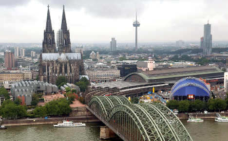 Cologne divided over Jewish artefacts
