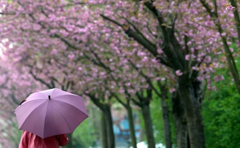 Washout weather set to ruin weekend