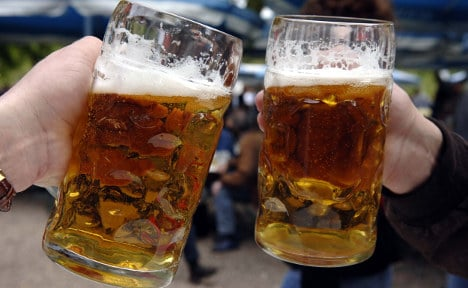 Researchers find arsenic in German beers