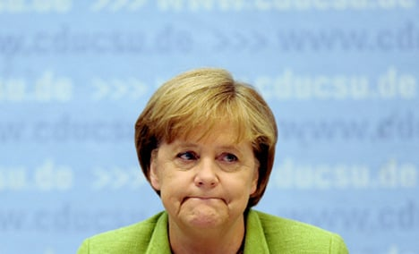 Merkel loses Time's 100 influential people place