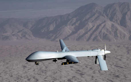 MPs stall on German attack drones