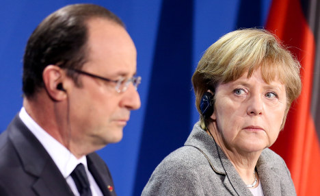 Germany cool to France's EU economy plan