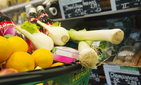 Organic food stores expand rapidly