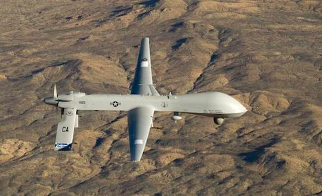 Germany sticks plan to buy armed drones