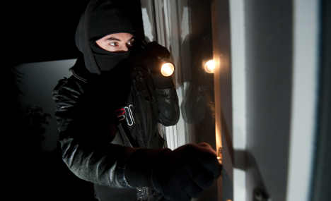 German home burgled every four minutes