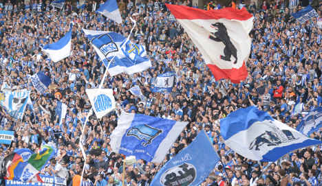 Hertha: we're too busy to play Manchester United