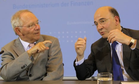 Germany refuses to slam French economic policy
