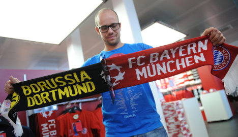Fans flock to London for all-German CL final