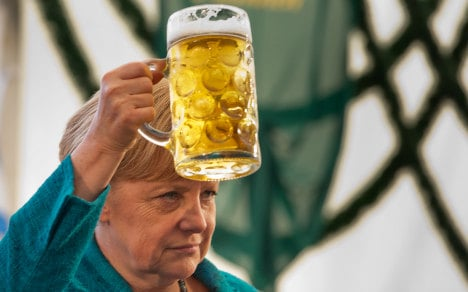 Brewers: 'No fracking with our German beer'