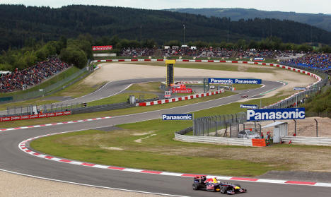 ADAC in pole position for Nürburgring sale