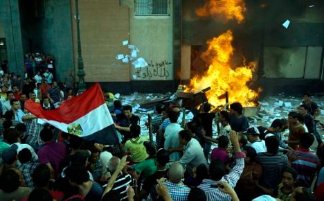 Germany warns Egypt facing 'moment of truth'