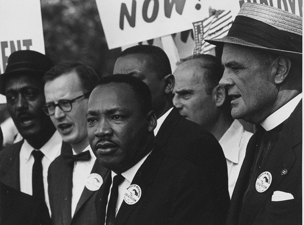 Martin Luther King Jr.<br>Never forget that everything Hitler did in Germany was legal.Photo: Wikipedia Commons