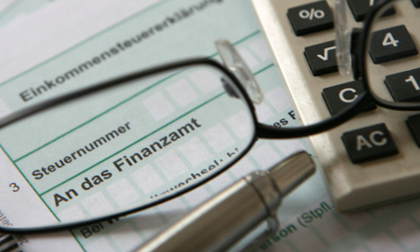 Tax officials 'sniff out evaders with sixth sense'