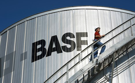BASF to invest €10 bln in Asia-Pacific region